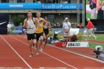 Mickowski makes metric mile final at Olympic track trials