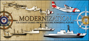 Coast Guard Modernization Banner