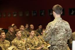 British, US Marines improve intelligence cooperation during exercise