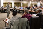 Army science advisors review technology priorities