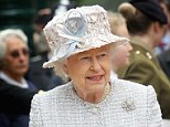 Here to stay: The Queen's friends spoke of her resolve on the eve of her Diamond Jubilee celebrations