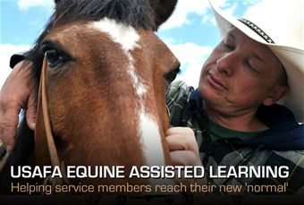 USAFA Equine Assisted Learning