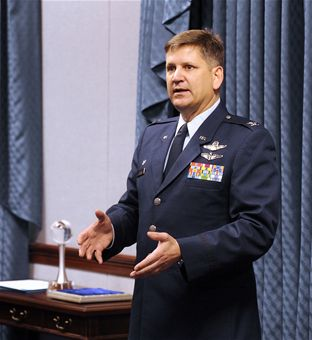 Yokota Airman honored for international affairs excellence