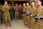 25th CAB medevac crew receives Australian award