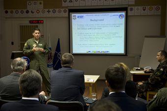 SecAF greets Airmen 2