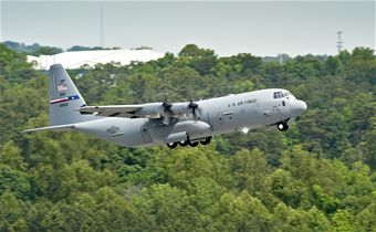 19th C-130J arrives at Dyess