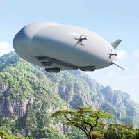 Lockheed's Hybrid Airship Is Part Blimp, Part Hovercraft, No Hot Air