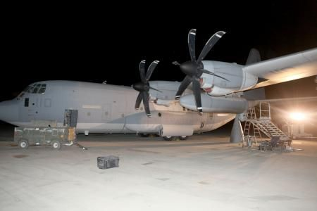 5226 340852 q75 Marine Harvest Hawk Team Completes Afghan Mission  KC 130J Used for Close Air Support