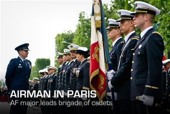 Airman in Paris